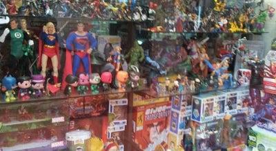 Photo of Arcade Ascard Comics at Mexico