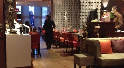 Photo of Thai Restaurant Chao Phraya at Av. Louise 261 Louizalaan, Ixelles / Elsene 1050, Belgium