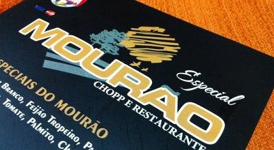 Photo of Brazilian Restaurant Mourão Chopp e Restaurante at R. C206, Goiania, Brazil