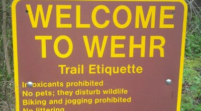 Photo of Trail Wehr Nature Center at 9701 W College Ave, Franklin, WI 53132, United States