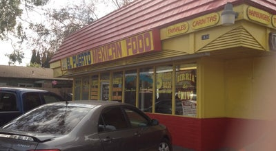 Photo of Taco Place El Puerto Taco Shop at 2836 Bancroft Dr, Spring Valley, CA 91977, United States