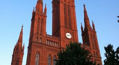 Photo of Church Marktkirche at Marktplatz, Wiesbaden 65183, Germany