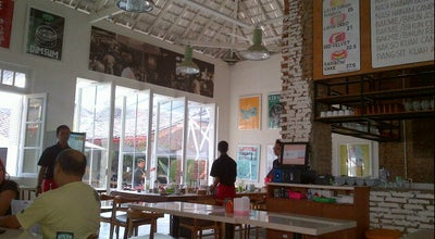 Photo of Coffee Shop Kedai Kopi 170 at Jl. Naripan No. 99, Bandung, Indonesia