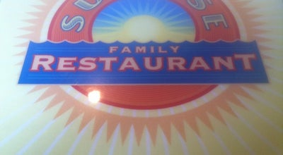 Photo of Diner Sunrise Family Restaurant at 475 Sand Creek Dr, Chesterton, IN 46304, United States