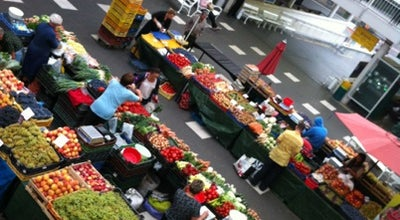 Photo of Market Fény utcai piac at Fény U., Budapest 1024, Hungary