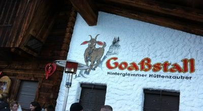 Photo of Apres Ski Bar Goaßstall at Reiterkogelweg 491, Hinterglemm 5754, Austria
