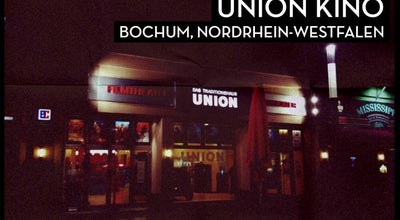 Photo of Movie Theater Union Kino at Kortumstr. 16, Bochum 44787, Germany