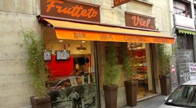 Photo of Vegetarian / Vegan Restaurant Frutteto Viel at Via Amatore Sciesa, 2, Milano 20135, Italy