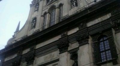 Photo of Church Гарнізонний храм Петра і Павла / St Peter and Paul Garrison Church at Вул. Театральна, 11, Львів, Ukraine