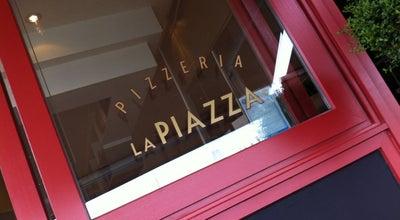 Photo of Italian Restaurant La Piazza at Prins Leopoldlei 1, Mortsel 2640, Belgium