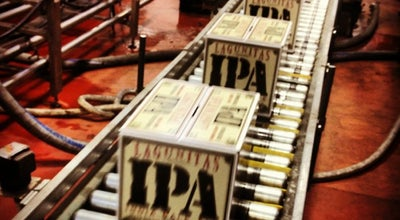 Photo of Brewery Lagunitas Brewing Co. at 1280 N Mcdowell Blvd, Petaluma, CA 94954, United States