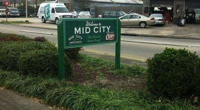 Photo of Monument / Landmark Mid-City at Baton Rouge, LA 70806, United States
