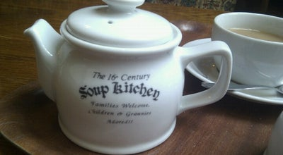 Photo of Cafe The Soup Kitchen at Stafford, United Kingdom