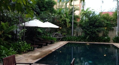 Photo of Hotel Pool Dyna Boutique Hotel at Cambodia