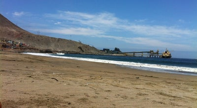 Photo of Beach Playa Amarilla at Chile