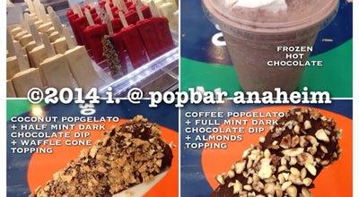 Photo of Ice Cream Shop Popbar Anaheim at 440 S Anaheim Blvd, Anaheim, CA 92805, United States