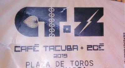 Photo of Concert Hall Plaza de toros Sta. Maria at Mexico