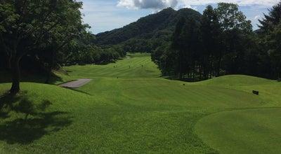 Photo of Golf Course メイプルポイントゴルフクラブ at 山梨県上野原市鶴島3600, Yamanashi, Japan