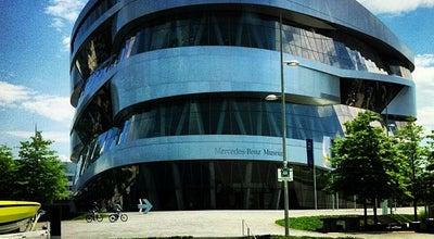 Photo of Museum Mercedes-Benz Museum at Mercedesstr. 100, Stuttgart 70372, Germany