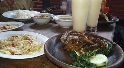 Photo of Diner Bebek & Ayam Goreng Pak Ndut at Jalan Diponegoro No. 237, Semarang, Indonesia
