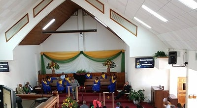 Photo of Church Andrews Memorial Seventh-Day Adventist Church at 29 Hope Road, Kingston, Jamaica