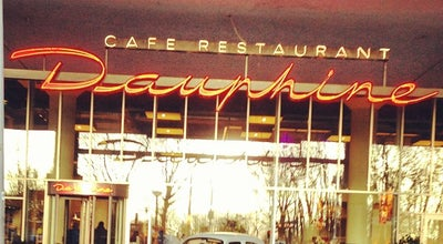 Photo of French Restaurant Café-Restaurant Dauphine at Prins Bernhardplein 175, Amsterdam 1097 BL, Netherlands