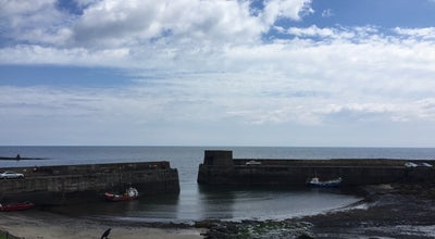 Photo of Harbor / Marina Craster Memorial Harbour at Dunstanburgh Road, Craster, United Kingdom