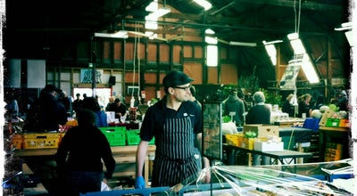 Photo of Farmers Market Hobsonville Point Farmers Market at Buckley Ave., Hobsonville, New Zealand