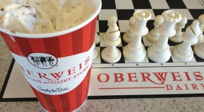 Photo of Ice Cream Shop Oberweis at 11310 W Lincoln Hwy, Mokena, IL 60448, United States