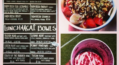 Photo of Cafe Farm Fresh Bowls at 5427 W Cypress Ave, Visalia, CA 93277, United States