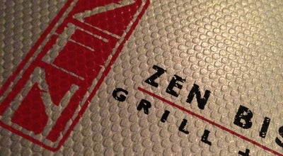 Photo of Sushi Restaurant Zen Bistro Grill + Sushi at 9620 W Linebaugh Ave, Tampa, FL 33626, United States