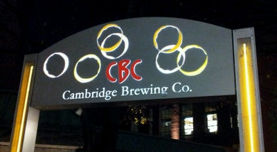 Photo of Brewery Cambridge Brewing Company at 1 Kendall Sq, Cambridge, MA 02139, United States