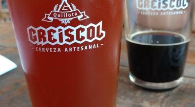 Photo of Bar Bar Greiscol Cerveza Artesanal at Chile