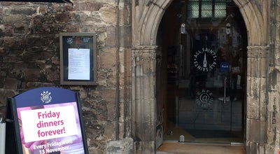 Photo of Cafe All Saints at High Street, Hereford HR4 9AA, United Kingdom