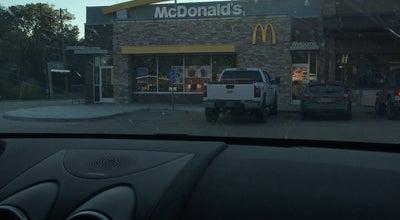 Photo of Fast Food Restaurant McDonald's at 209 N El Camino Crossing, San Augustine, TX 75972, United States