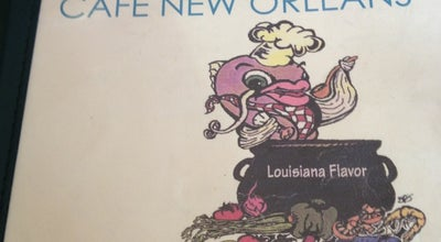 Photo of Cajun / Creole Restaurant Cafe New Orleans at 10400-10478 Lamey Bridge Rd, Diberville, MS 39540, United States