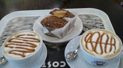 Photo of Coffee Shop Costa Coffee at Grosvenor Centre, Northampton NN1 2EW, United Kingdom