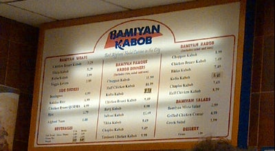 Photo of Afghan Restaurant Bamiyan Kabob at 62 Overlea Blvd, Toronto, ON M4H 1C4, Canada