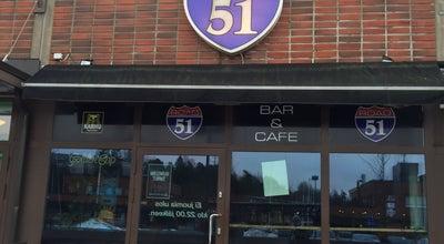 Photo of Bar Bar 51 at Tallikuja 1, Kirkkonummi 02400, Finland
