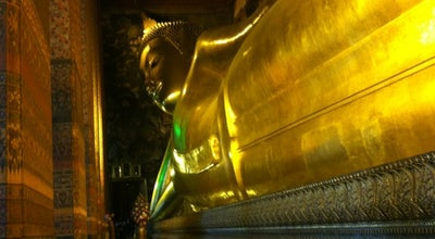 Photo of Shrine พระวิหารพระพุทธไสยาสน์ (The Vihara of the Reclining Buddha) at 2 Sanam Chai Rd, Phra Nakhon 10200, Thailand