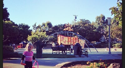 Photo of Playground De Anza Park Playground at 930 Rockefeller Dr, Sunnyvale, CA 94087, United States
