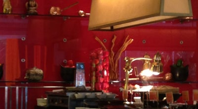 Photo of Mediterranean Restaurant Frangipani at C 56, G Block, Bandra Kurla Complex,, Mumbai 400 021, India