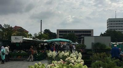 Photo of Farmers Market Wochenmarkt am Kesselbrink at Kesselbrink 1, Bielefeld 33602, Germany