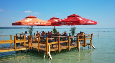 Photo of Restaurant Jobaratok Halsutode at Loczy Lajos Ter 1., Balatonalmadi 8220, Hungary