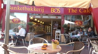 Photo of Bakery Banketbakkerij BOS at Spoorstraat 3-5, Den Helder, Netherlands