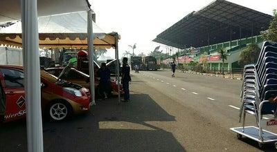 Photo of Racetrack Sirkuit Brigif 15 Kujang II at Indonesia