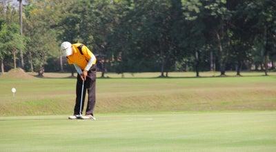 Photo of Golf Course สนามกอล์ฟดงภูเกิด at Thailand
