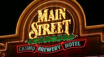 Photo of Casino Main Street Station Casino, Brewery & Hotel at 200 N Main St, Las Vegas, NV 89101, United States