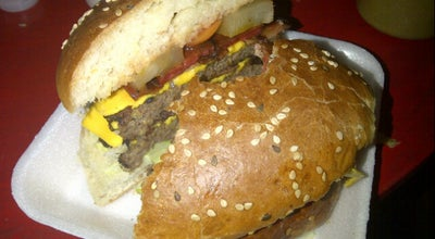 Photo of Burger Joint Hamburguesas El Cheff at Mexico