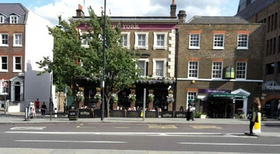 Photo of Pub The Hop & Berry at 209 Liverpool Rd, Islington N1 1LX, United Kingdom